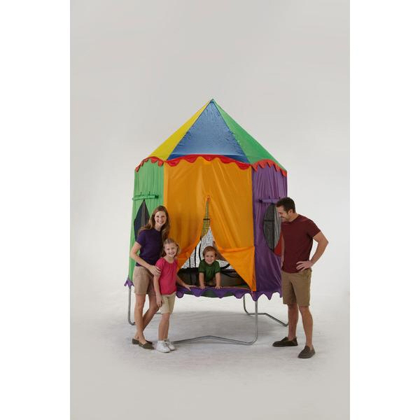 Circus. 7.5 ft Tr&oline Circus Tent  sc 1 st  Bazoongi™ Kids! & Bazoongi™ Kids! - Trampolines