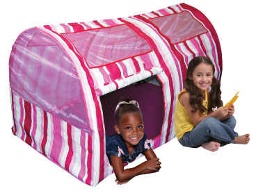 ... Blue Stripe Bed Tent  sc 1 st  Bazoongi™ Kids! - High Quality Slumber Bags & Bazoongi™ Kids! - High Quality Slumber Bags